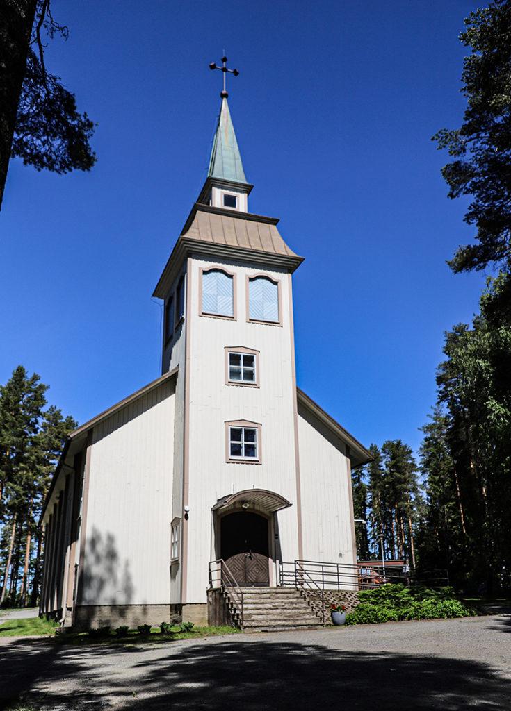 Koskuen kirkko