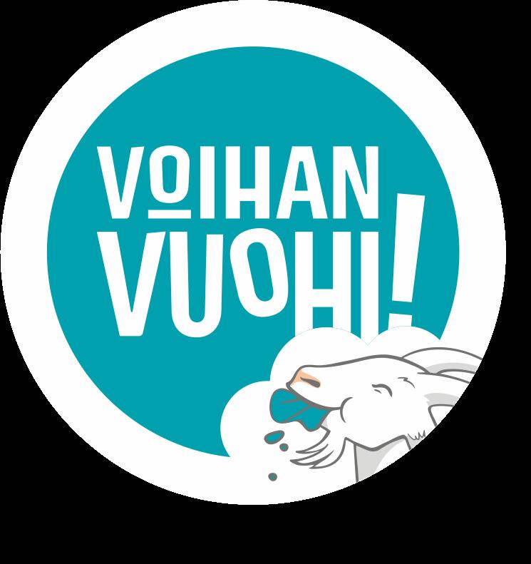 Voihan Vuohi logo